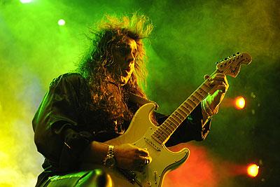 Концерт гитариста Ингви Мальмстина