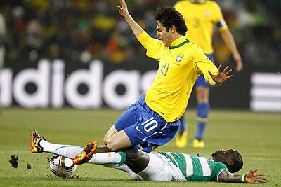Чемпионат мира по футболу-2010. Группа G