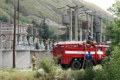 По факту взрывов на Баксанской ГЭС в КБР возбуждено уголовное дело