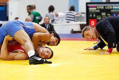 Чемпионат мира по греко-римской борьбе и вольной борьбе в Москве