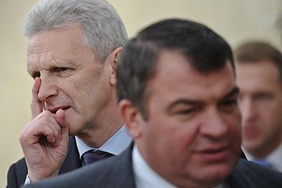 Заседание Президиума правительства РФ