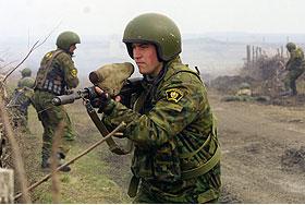 Стрельба в Ингушетии