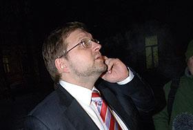 Белых: из оппозиции - во власть