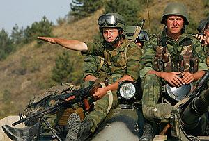 Военные новости-2008: горячий август, реформа армии и дальние походы