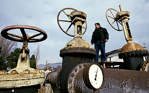 Среднеазиатский газ - по европейским ценам