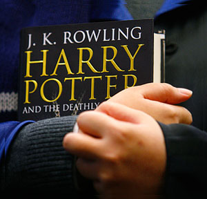 """""""Гарри Поттера"""" разрежут пополам"""