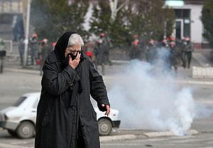 Спецназ ООН не дал сербам завладеть косовским правосудием