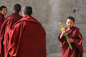 Тибетский ультиматум