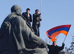 Ереван под знаком ЧП