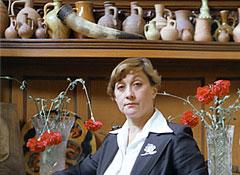 Умерла Софико Чиаурели
