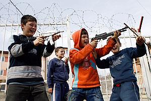 Косово вооружат на западный манер