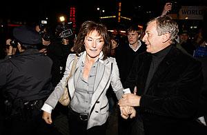 Экс-супруга Саркози наносит ответный удар