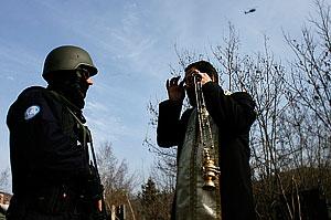 """Сербия предлагает концепцию """"функционального разделения"""" Косова"""