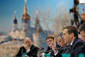 Медведев развязал руки малому бизнесу