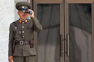 Северная Корея запустила ракеты в Желтое море