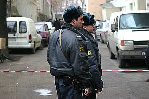 На юго-западе Москвы взорван автомобиль