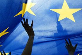 Европа поздравила Медведева
