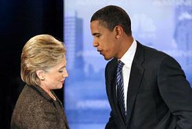 Клинтон и Обама разочарованы, но надеются на лучшее