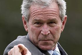 Сочинские смотрины: что увидит Буш в глазах Медведева