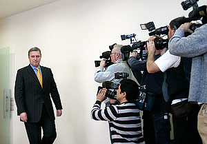 Касьянова допросили в СКП РФ