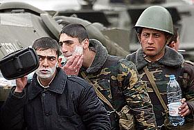 Тишину в Ереване гарантирует армия