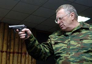 Тяжелое детство Жириновского