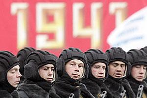 Танки пройдут по Тверской