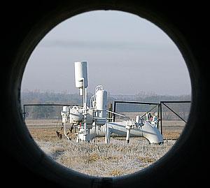 Россия и Украина разрубили газовый узел