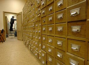 Архивы все еще засекречены