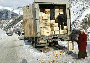 Блокада Абхазии снята
