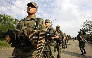 """Венесуэла и Эквадор обличают """"агрессора"""""""