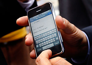 Apple удивит новым iPhone