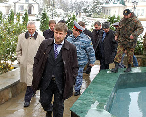 Исход солидарности чеченских журналистов