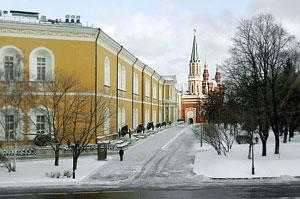 Постный Кремль