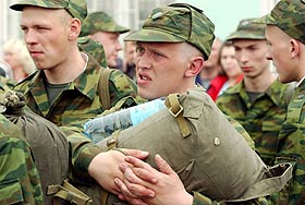 """Призыв-2008: критический недобор и озлобленность """"дедов"""""""