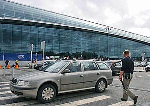 """Большая стройка в """"Домодедове"""" на фоне судебных тяжб"""