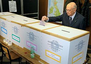 Выборы по-итальянски