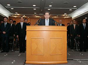 Коррупционный крах главы Samsung
