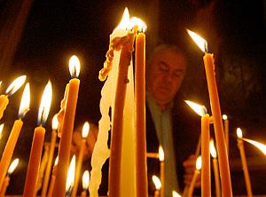 Армяне по всему миру вспоминают жертв геноцида