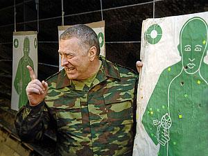 Стрельба Жириновского не обсуждается