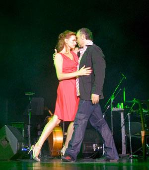 Tango Nuevo для России