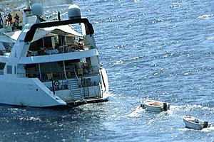 Долгие переговоры с пиратами у берегов Сомали