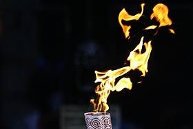 Олимпийские грозы