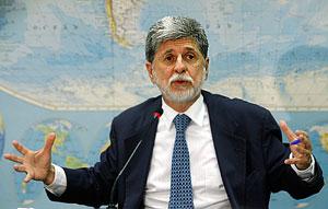 Глава МИД Бразилии: Мы признательны России за поддержку в деле присоединения Бразилии к постоянным членам СБ ООН