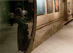 Ночь в музее: прерафаэлиты и фрик-байк-шоу