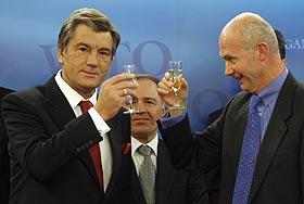 Украина раскусила ВТО
