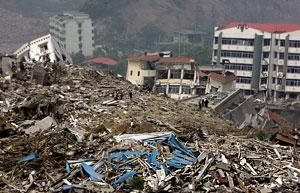Землетрясение в Китае: продолжение следует