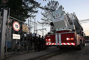 Причины пожара на Чагинской подстанции
