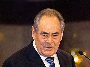 Шаймиев считает чрезмерно громоздким институт полпредов президента в округах