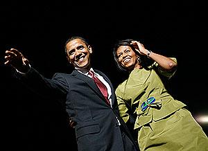 Обама укрепляет лидерство